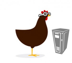Chicken theme SEO Marketing