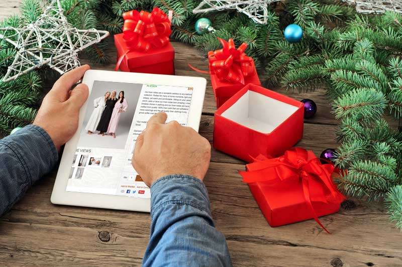 ecommerce holiday shopping and customer experience