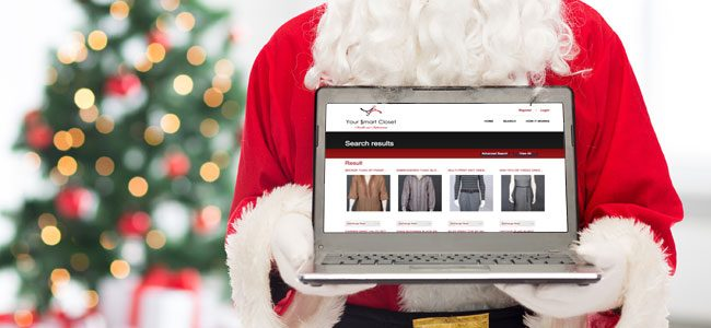 christmas and holiday website prep