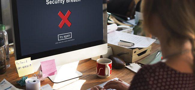 Security Breach Hacker