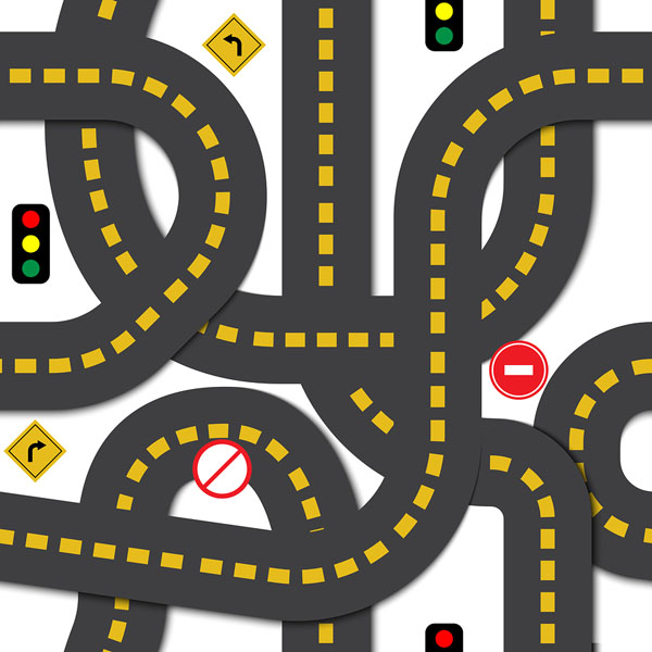 Road blocks in commerce