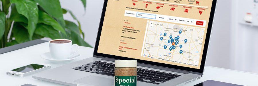 special commerce website