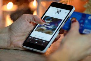 Phone shopper e-commerce