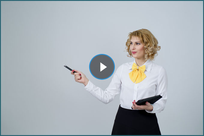 Elearning and video course content