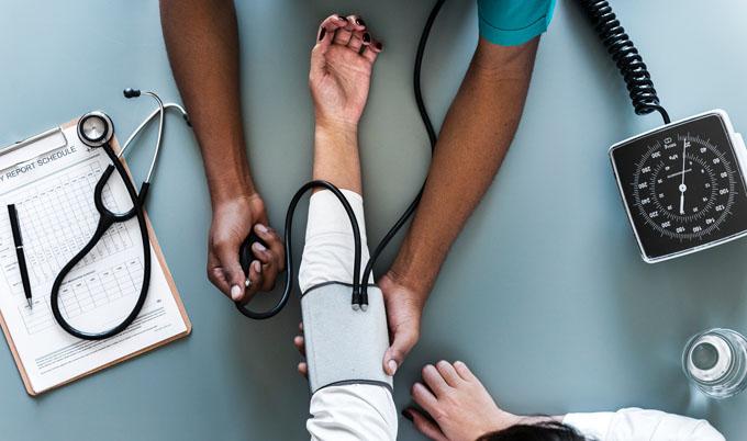 seo health check concept