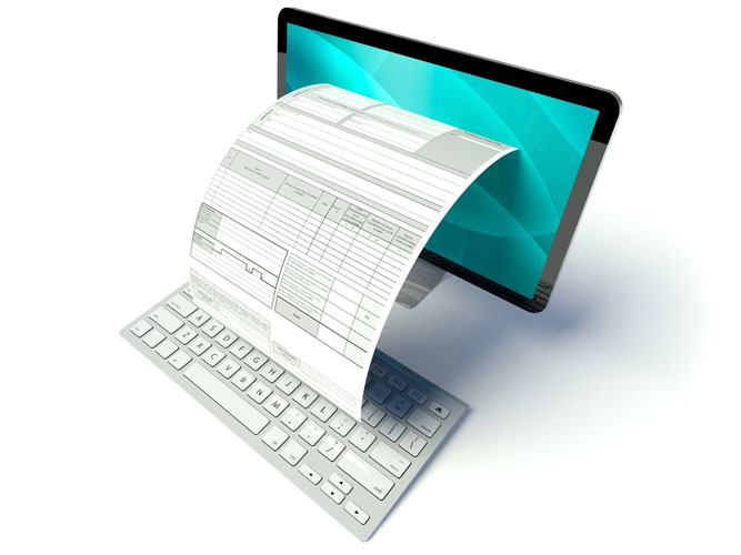 online forms and online applications