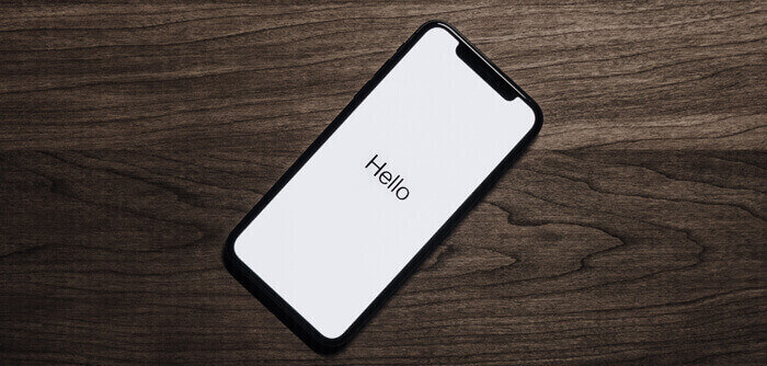 Hello Smartphone with voice search technology
