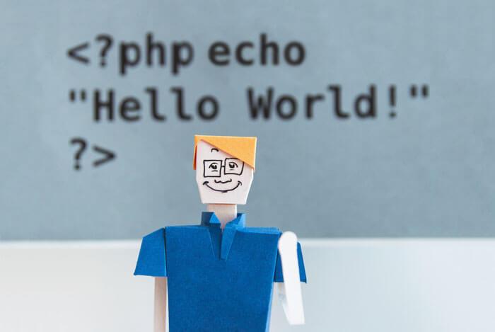 Hello World Multilingual Websites Concept