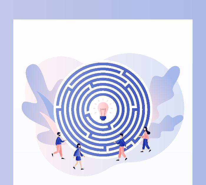 Website Navigation concept