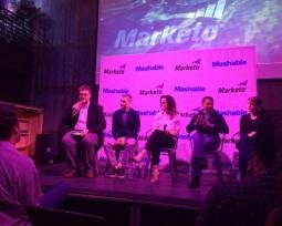 SXSW 2015 Marketo Panel