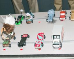 Derby 2017 car line up