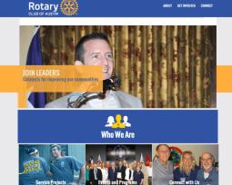 Rotary Web Design