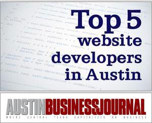 Top web developer in Austin