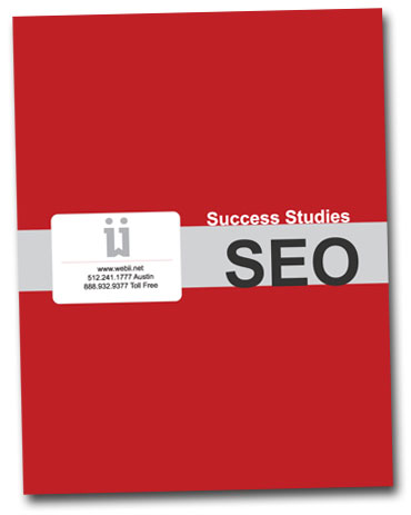 SEO case study report