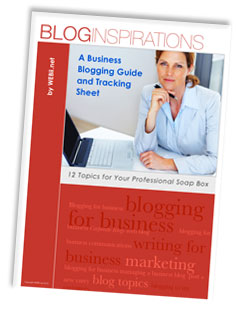 Blogging for Business e-book