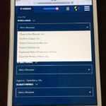 Writing Rights app on tablet