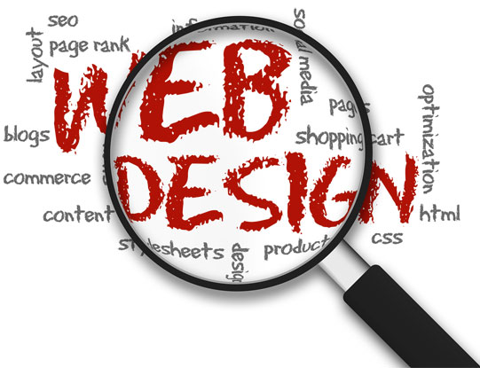 Sales leads web design