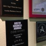 webii awards top web developer