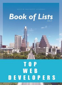 Austin top developers for 2016-17
