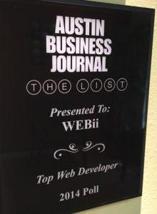 ABJ Award Recognition