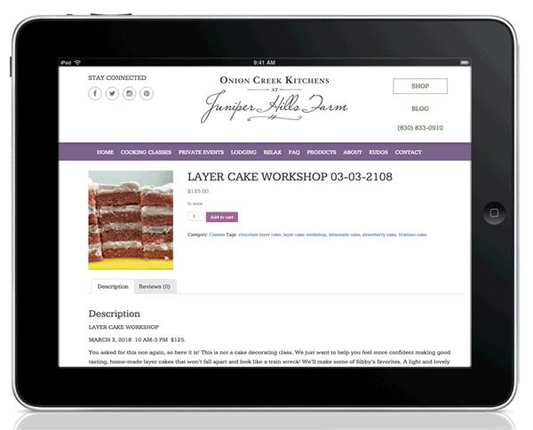 Ecommerce Web Design Portfolio