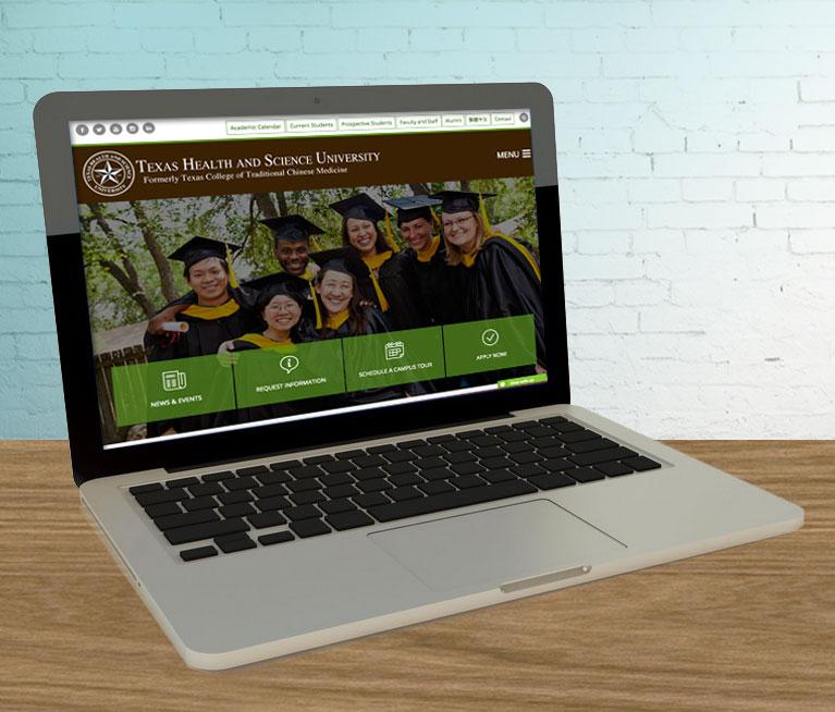 University Web Design