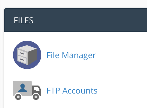 files and ftp