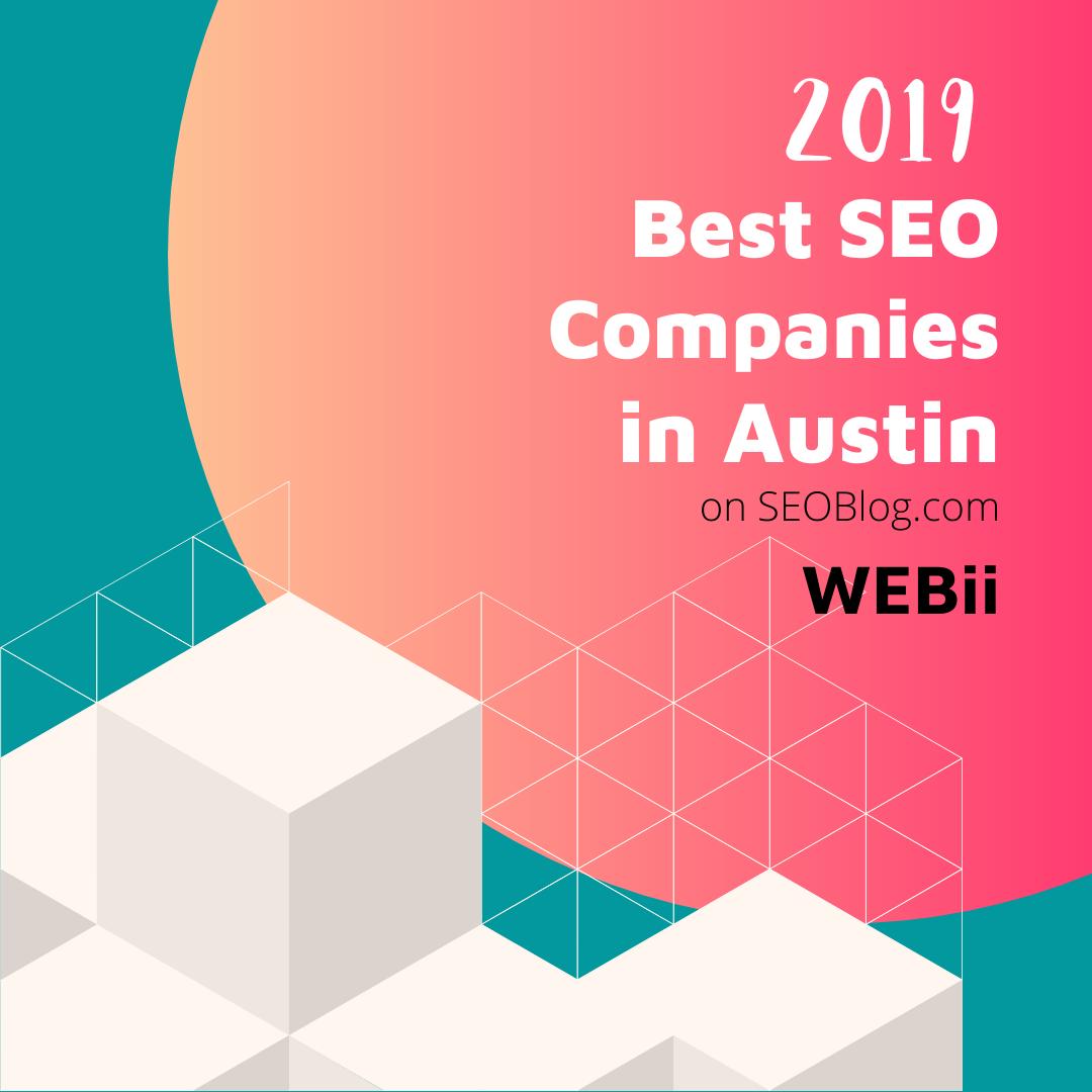 Best SEO Companies SEOBlog WEBii