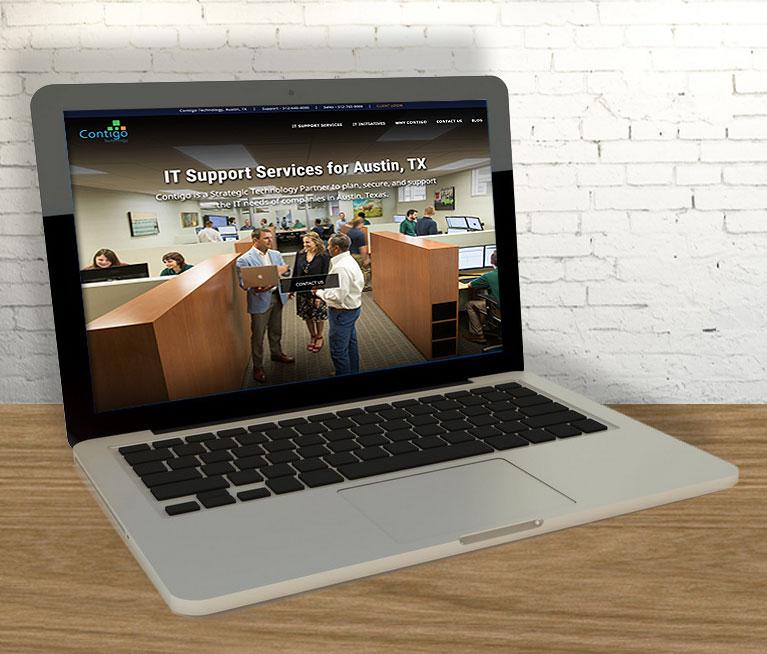 Contigo Technology Web Design