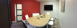 WEBii conference room in Austin TX