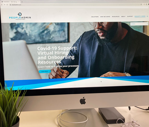 Web Design for People Admin