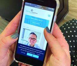 Portfolio Sample of People Admin Web Design Mobile Testing