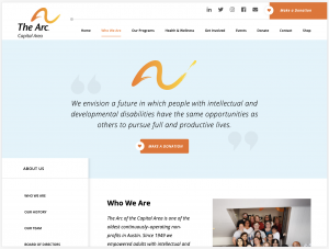 The Arc Web Design