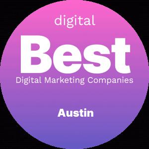 Best Digital Marketing Agencies Seal