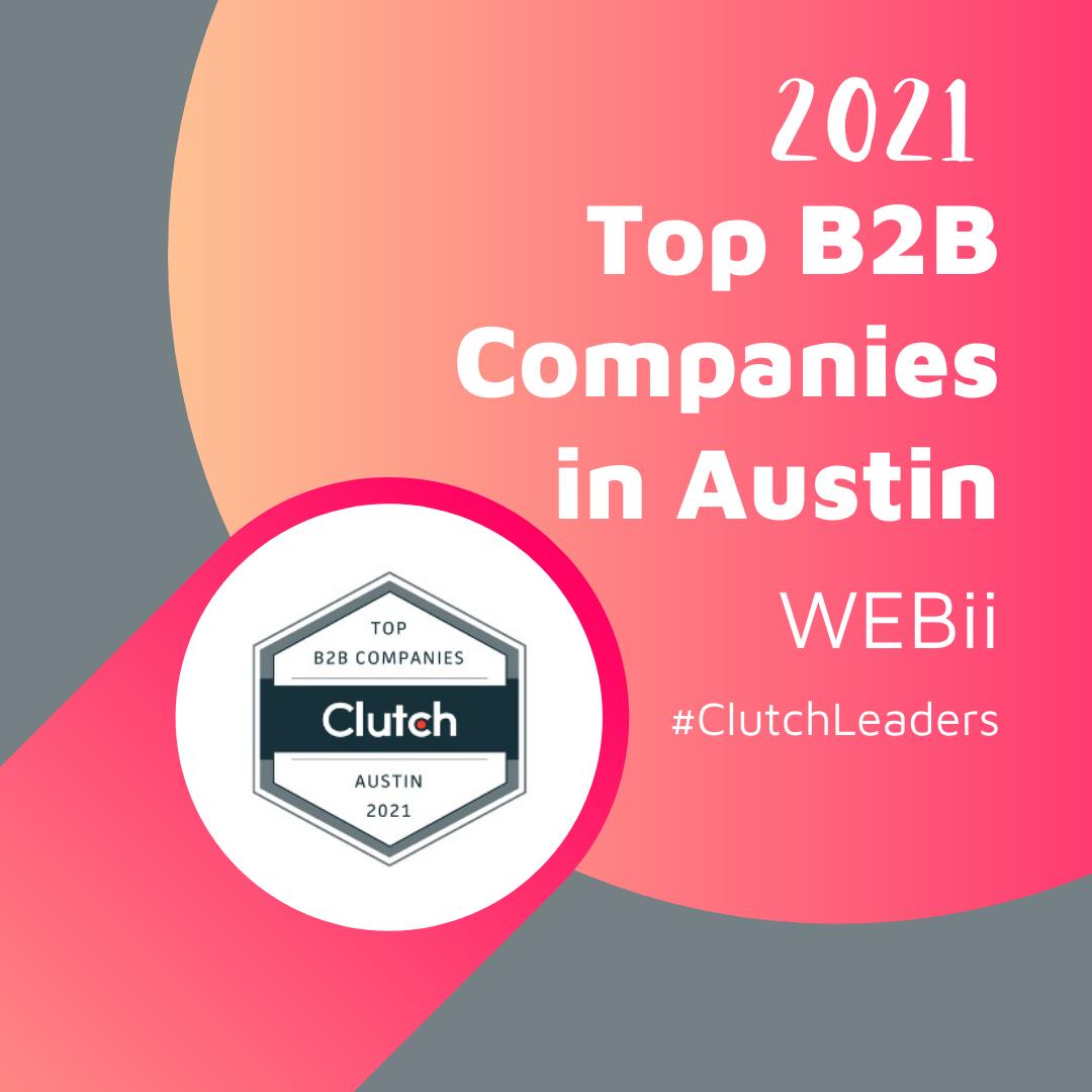 Top B2B Companies Clutch Leaders