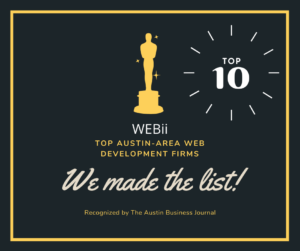 WEBii ABJ Top 10 List Graphic