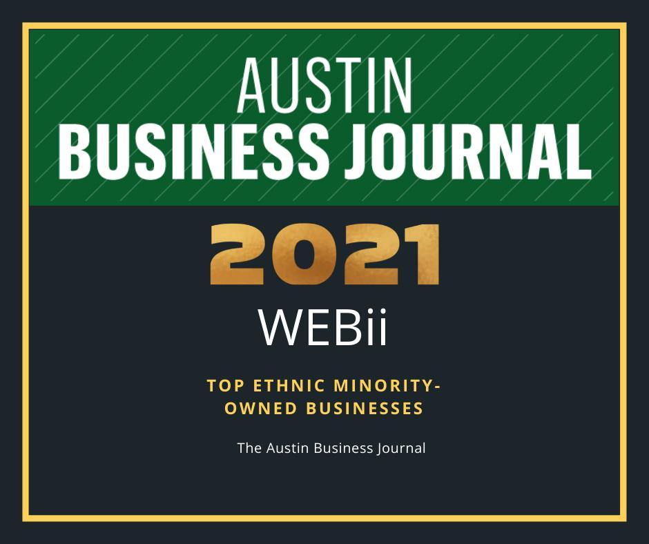ABJ Top Ethnic Minority Businesses WEBii Ranking